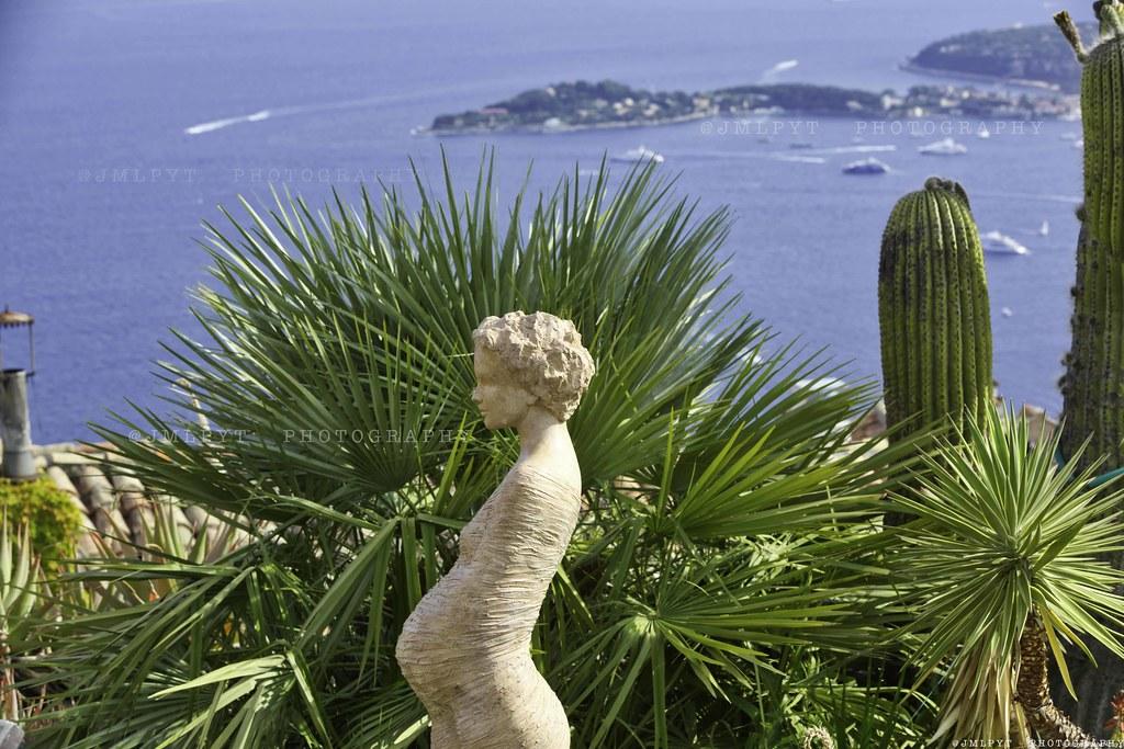 eze jardin exotique statue ile 1L8A3536   Le jardin exotique…   Flickr