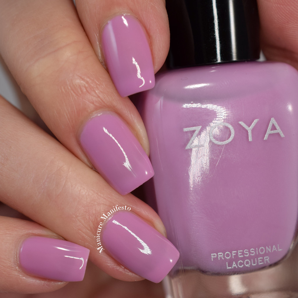 Zoya Kisses Pastel Jellies swatch