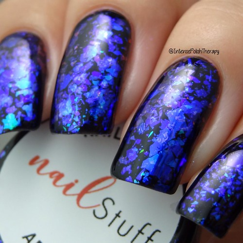nails Abyss nail flakes from...