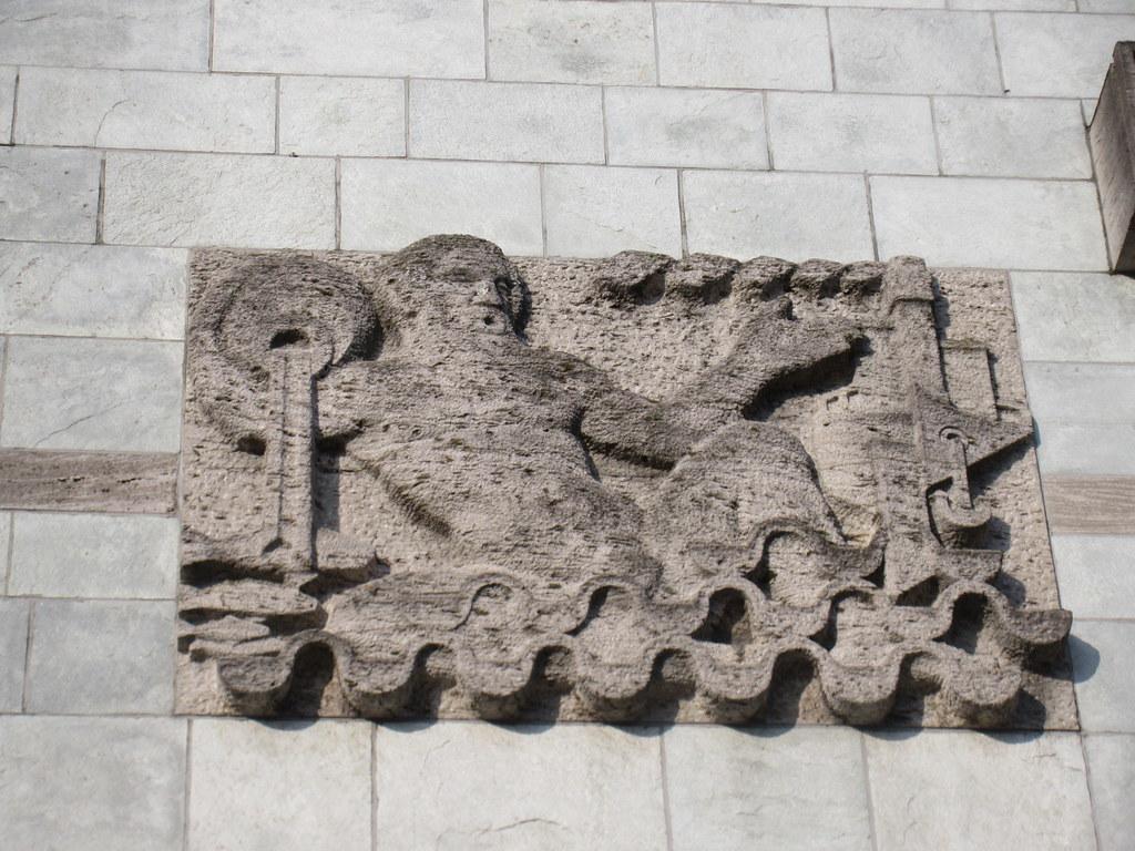 Art deco bas relief, SHV Holdings building, Mariaplaats, U…   Flickr