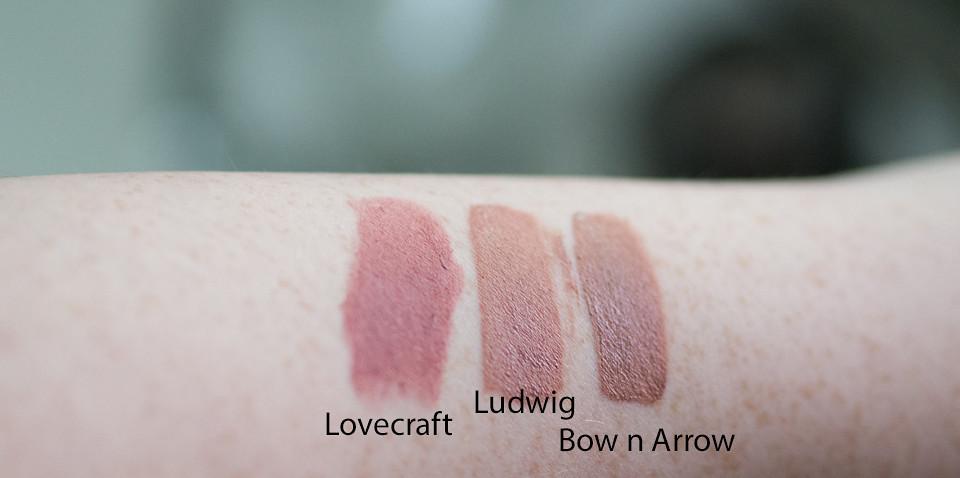 kat von d lovecraft ludwig bow n arrow