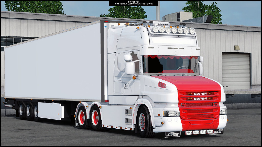 Scania T V8 Holland Style Ets 2 Ready On Sellfy Sellfy