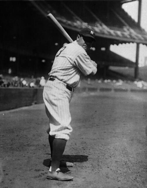 Babe Ruth。(達志影像資料照)