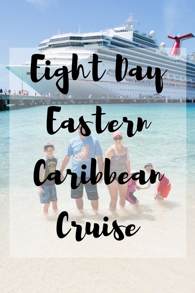 What does an eight day eastern Caribbean cruise look like? What should you do in St. Kitts, St. Maarten, Grand Turk and Puerto Rico?