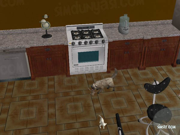 The Sims 2 Pets Nuzzle