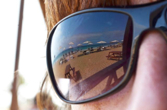Sunglass beach