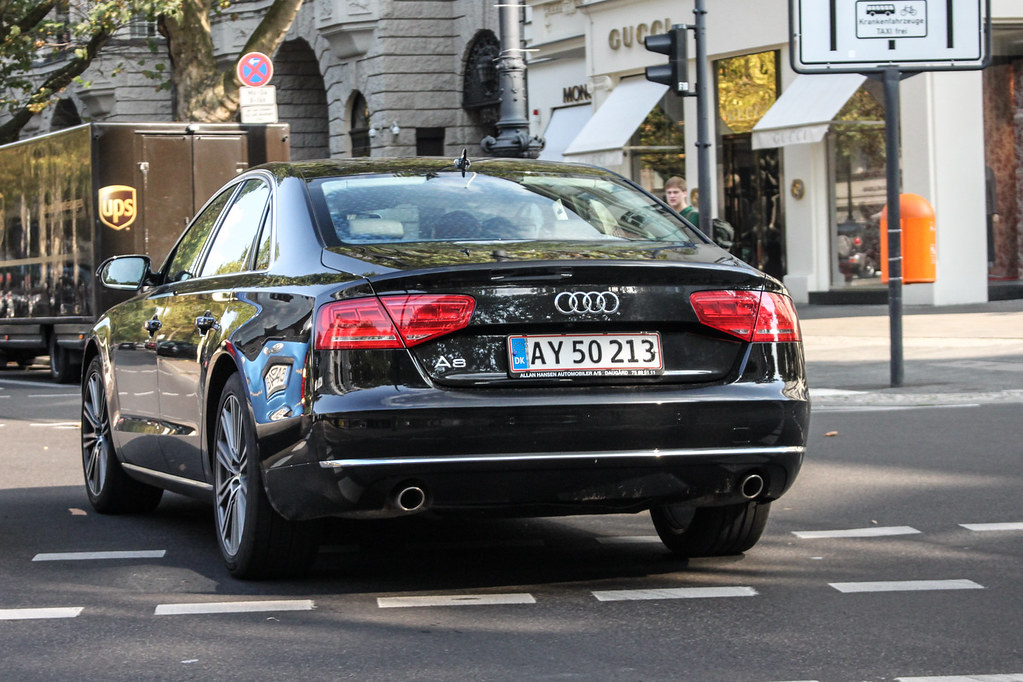Denmark Audi A D Location Berlin Km From Home T Flickr - Audi home