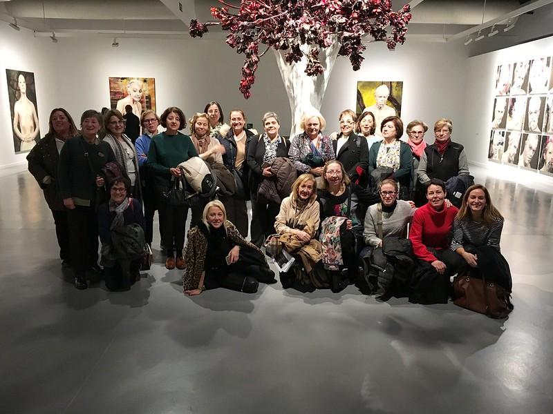 Exposición Lita Cabellut