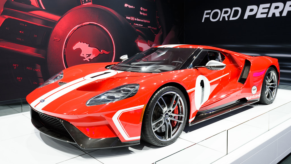 Ford Gt Race Car Price