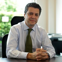 Andrés Felipe Duque, presidente ejecutivo de Redeban Multicolor