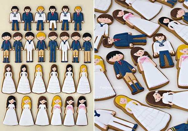galletas decoradas de comunión