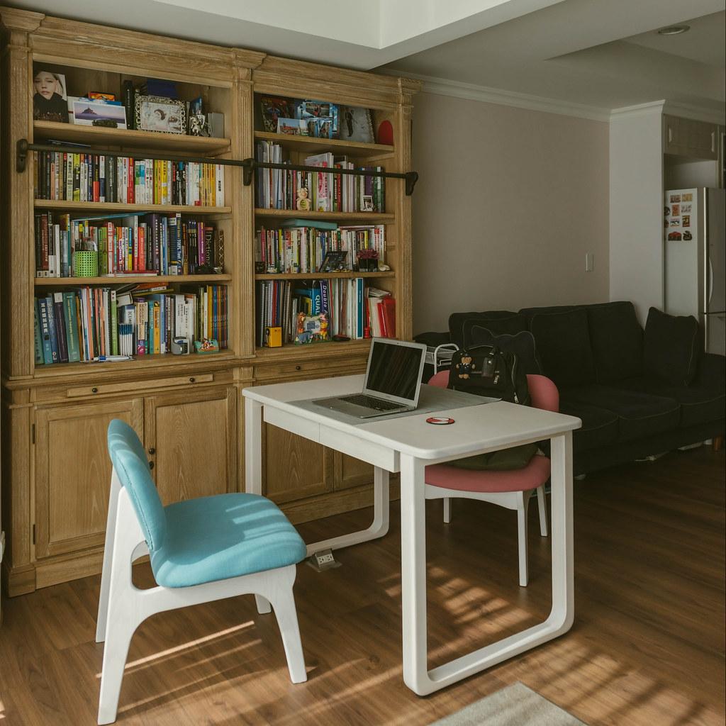 客廳向書房
