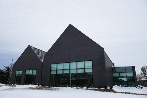 New Binbrook Library opened Jan. 2018 | by .JCM.