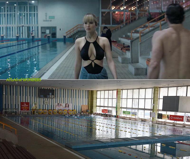 Jennifer Lawrence bikini scene