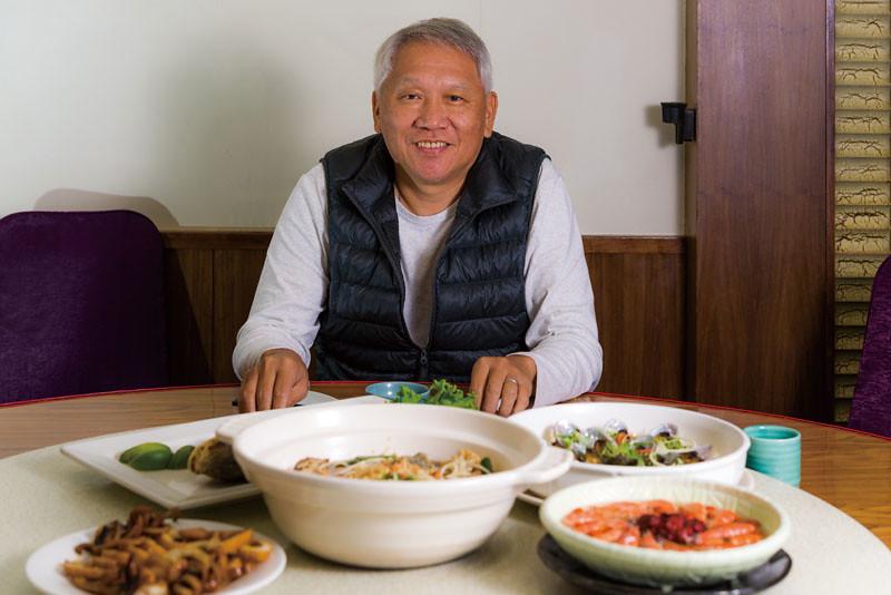 201801-02-里海倡議永續海鮮年菜-02。湧升海洋股份有限公司總經理