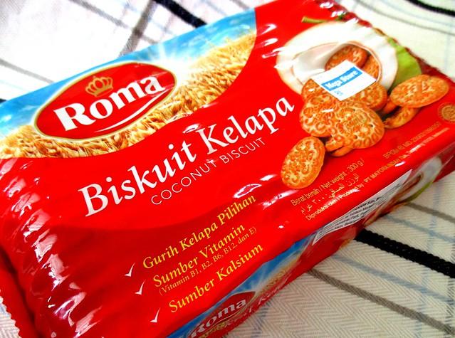 Biskut kelapa 1
