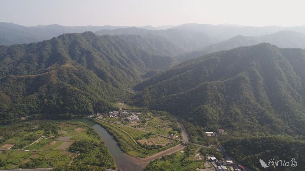 941-2-1雙溪,是河流的名字,也是聚落的名字,最近正陷進水庫開發爭議。