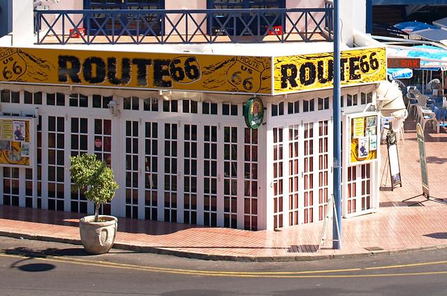 Route 66, Puerto Santiago