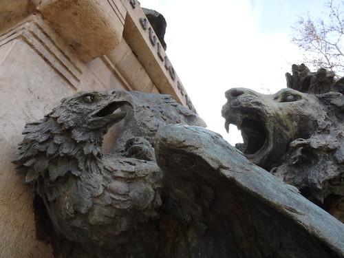 Monumento a Agustina de Aragón