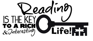 Reading-Is-The-Key-STAMP3 | by The Daring Librarian