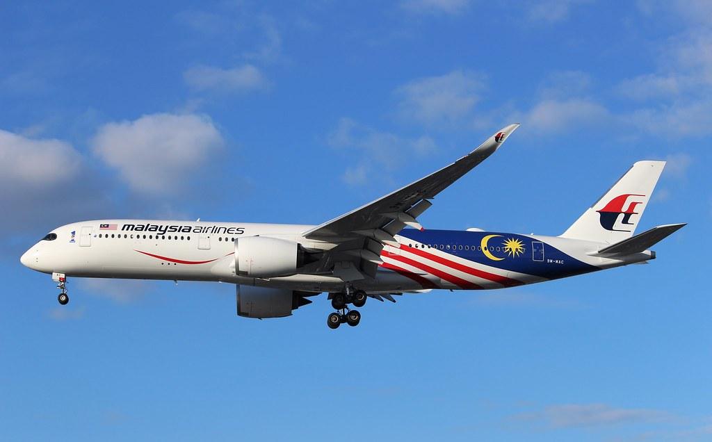 9M-MAC Airbus A350-941 Malaysia Airlines | 9M-MAC Airbus ...