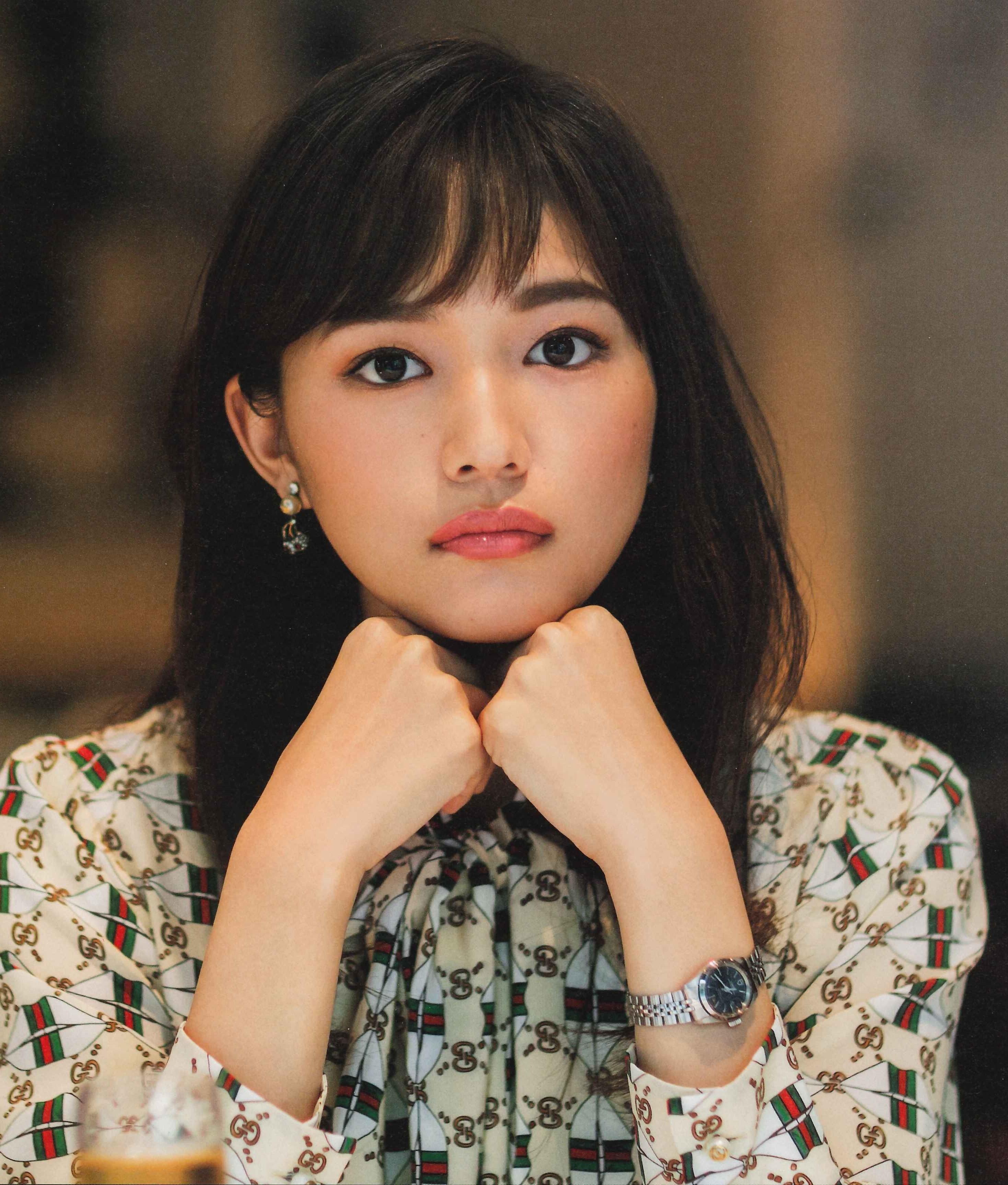 Haruna Kawaguchi Haruna Kawaguchi new photo