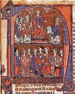 Jaime I en los fueros aragoneses.