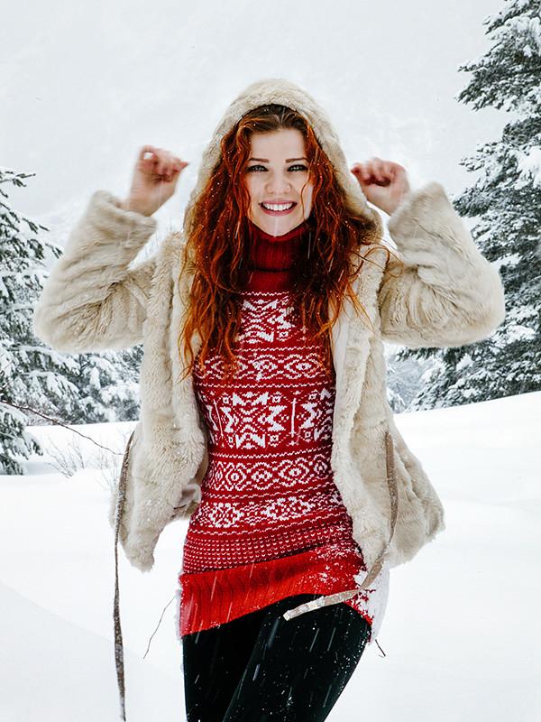 Irina Markiza in Briancon