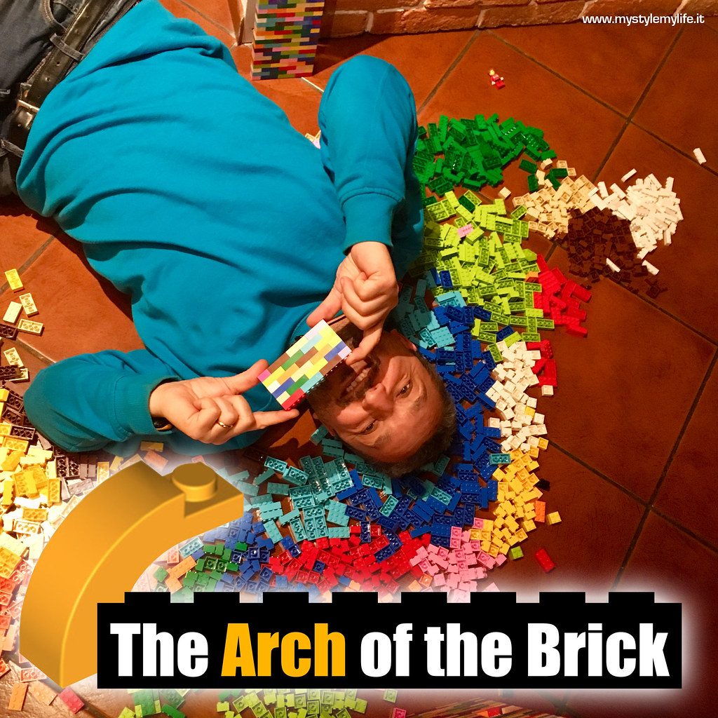 the Arch of the Brick 6
