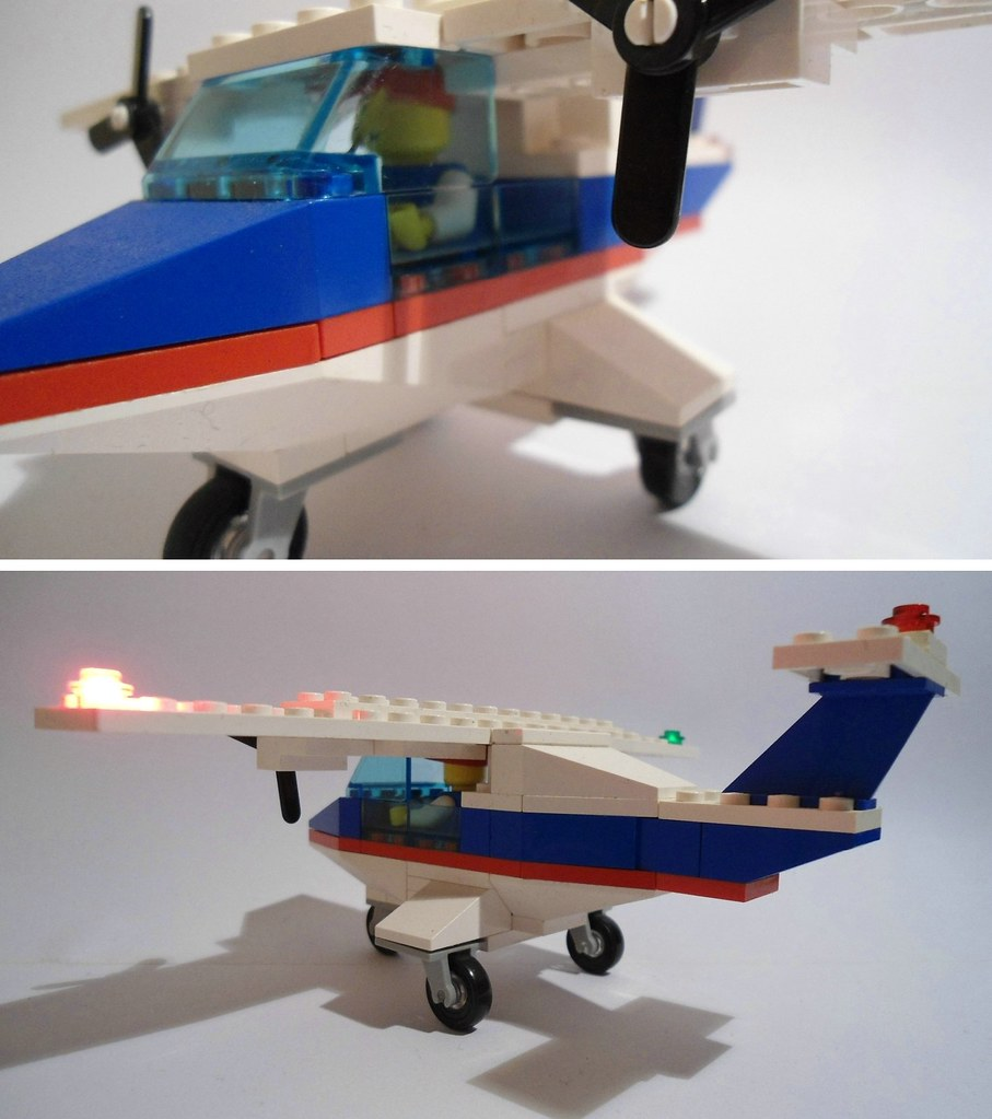 Entzuckend Lego Sportflugzeug | By Hotelsatan Lego Sportflugzeug | By Hotelsatan