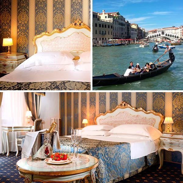 Albergue San Marco, habitaciones con vistas en Venecia