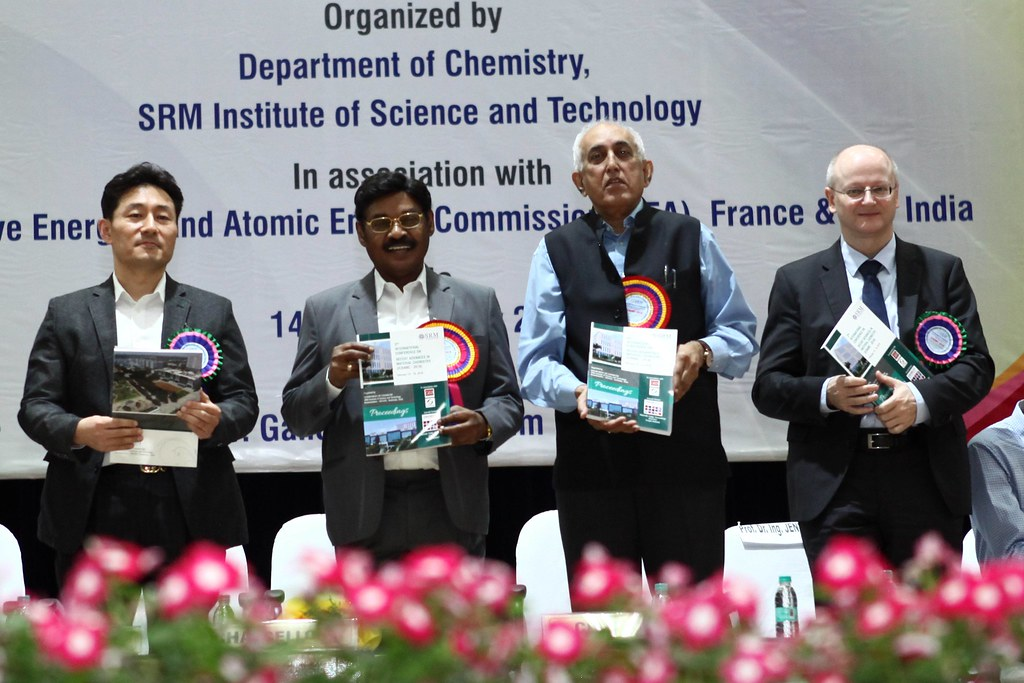 SRMIST Conducts 2 nd International Conference on Recent Advances in Material Chemistry (ICRAMC)