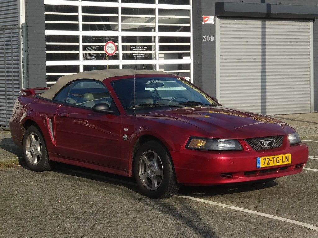 Ford mustang gt coupe th anniversary edition for in