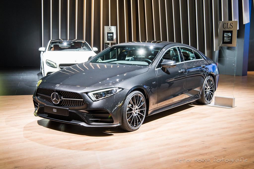 Mercedes Cls 400d 4matic W257 2 925 Cc 6 In Line 340 Pk