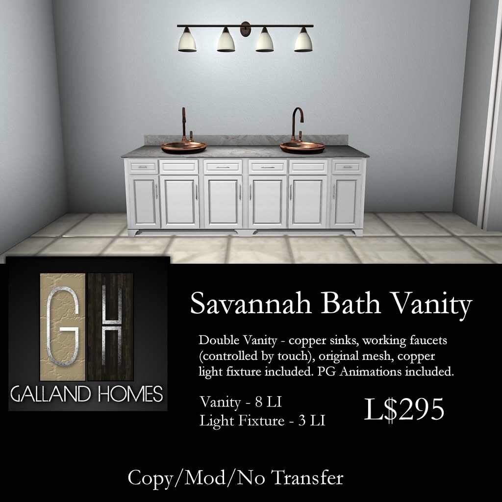 ... Savannah Bathroom Vanity By Galland Homes | By Rob Galland {Galland  Homes}
