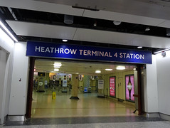 Picture of Heathrow Terminal 4 Station