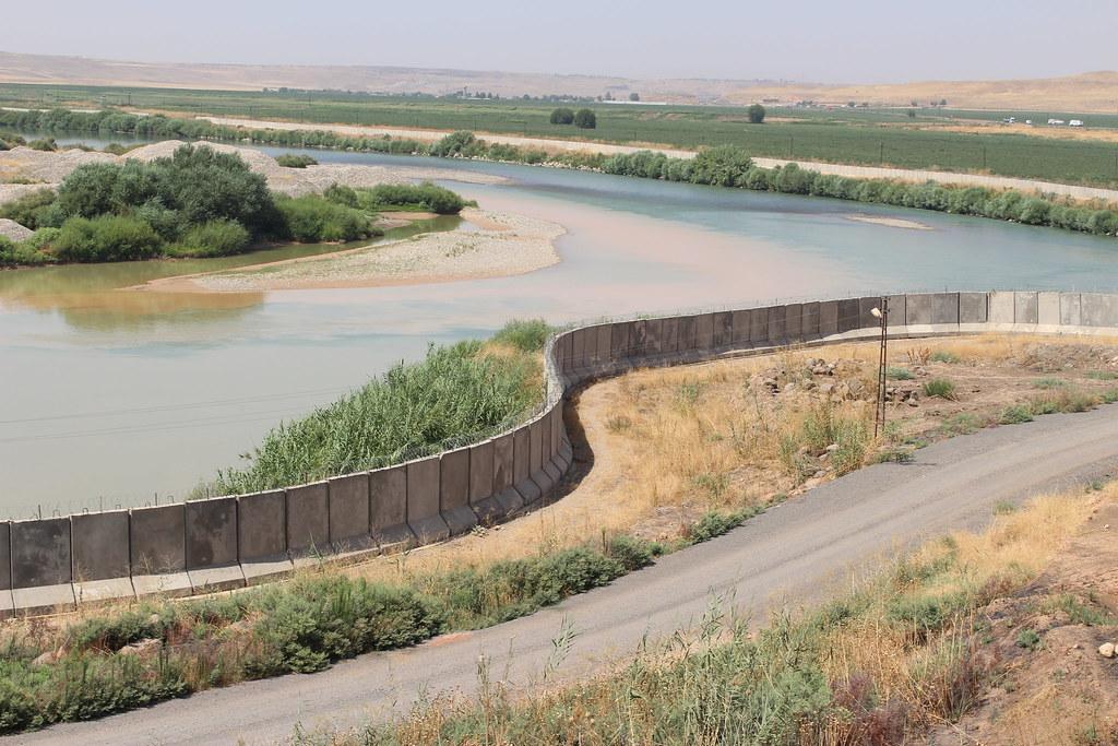 Turkey Syria Barrier Cc By Sa 2 0 William John