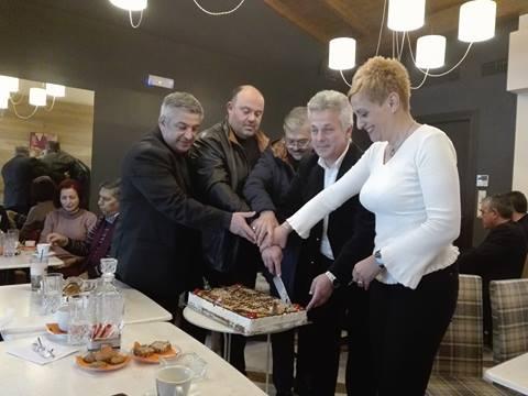 Ιωάννινα: Οι Ανεξάρτητοι Έλληνες έκοψαν πίτα