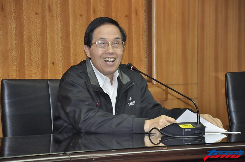 體育署副署長王水文。(資料照,張哲郢/攝)