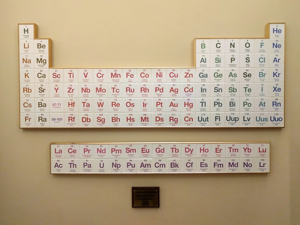 Periodic table rsc bennet summers flickr periodic table rsc by bennet summers urtaz Image collections