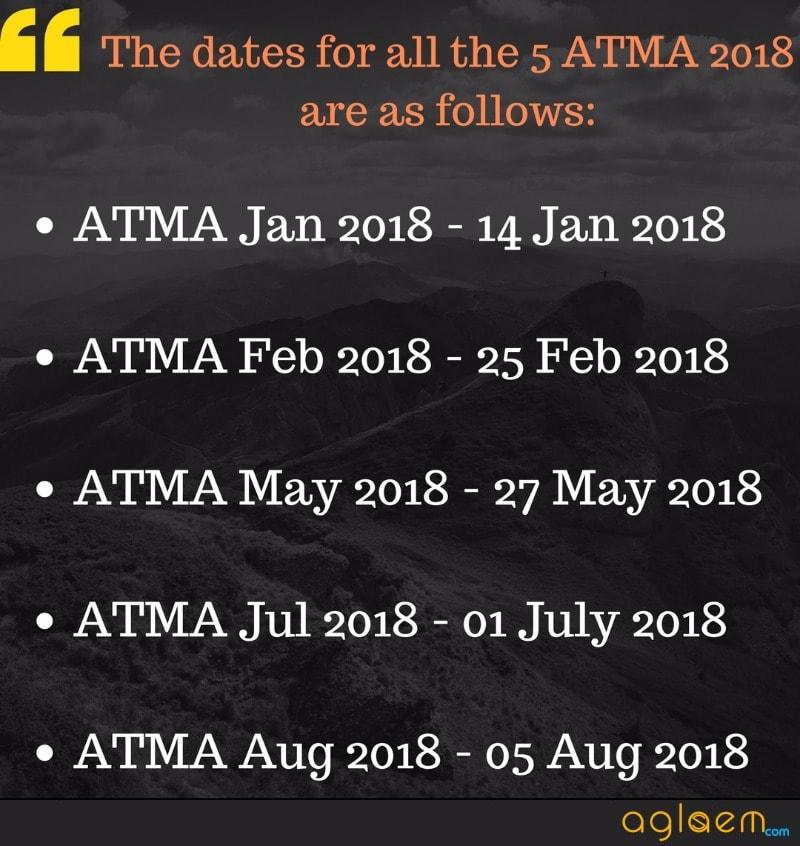 ATMA 2018