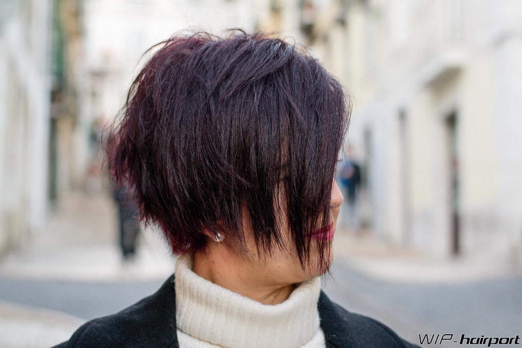 Haircut And Color By Silvia Wip Hairport Flickr