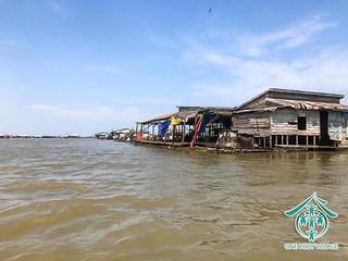 Mission Trip 2018 (Day 3) Làng Người Việt Lênh Đênh Ở Biển Hồ