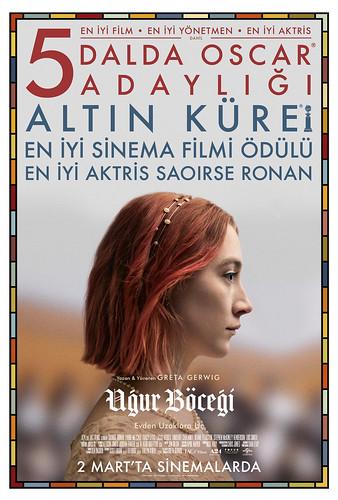Uğur Böceği - Lady Bird (2018)