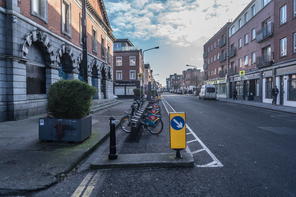 DUBLINBIKES DOCKING STATION NUMBER 73 [FRANCIS STREET] 002