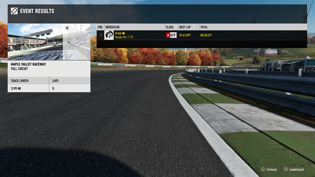 FM7 Time Attack | 300 HP (FWD/RWD) - Maple Valley Full Circuit 39907835482_f2ed300064_b