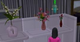 The Sims 2 Open For Business Flower Store Çiçekçi Dükkanı