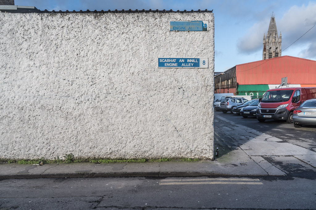ENGINE ALLEY - SWIFTS ALLEY 001