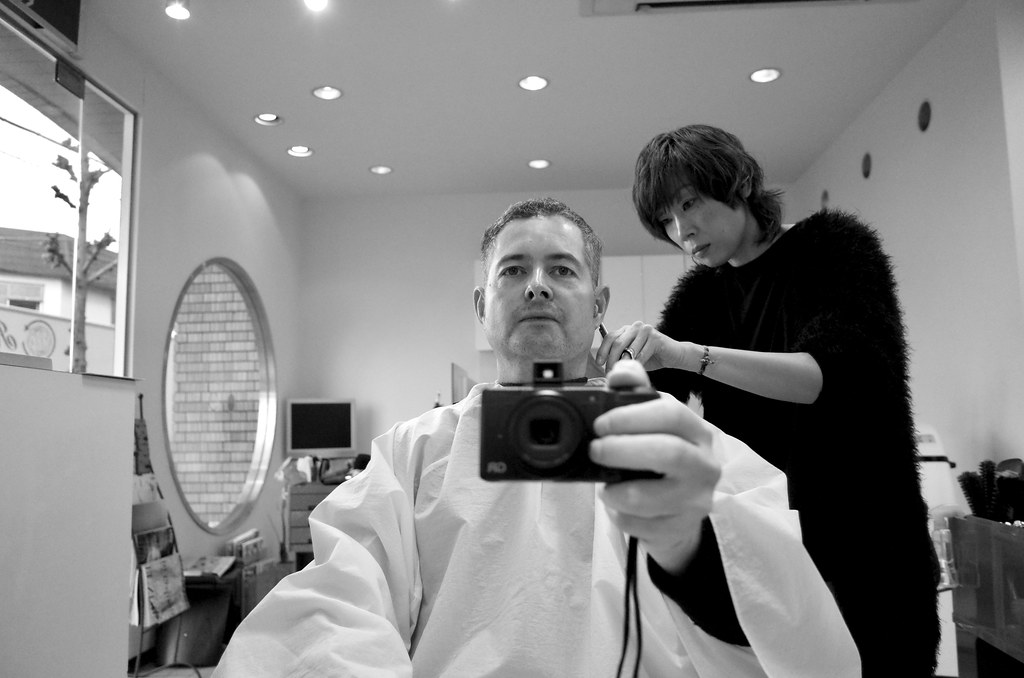 Shave And A Haircut Two Cents Trout Monroe Flickr