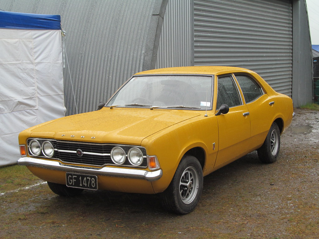 1972 ford cortina 2000 gt despite the gxl v6 badge this - Ford taunus gxl coupe 2000 v6 1971 ...